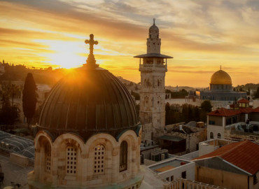 Study Abroad Reviews for University of San Diego School of Law: Semester in Jerusalem, Israel