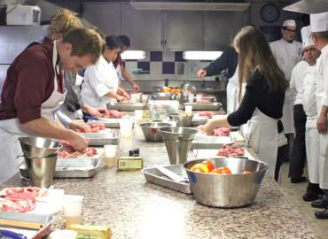 Study Abroad Reviews for Le Cordon Bleu: London - Culinary Arts and Hospitality Programs