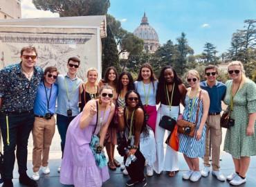 Study Abroad Reviews for Texas Christian University (TCU): Rome - FTDM Italian Cinema, Summer Program