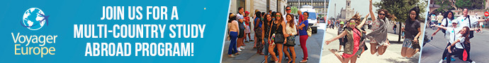 Voyager Europe: Traveling Summer Program