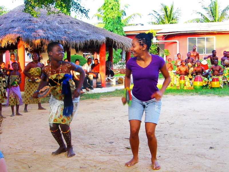 ThisWorldMusic: Traveling - Study in Ghana: Music, Arts, Culture