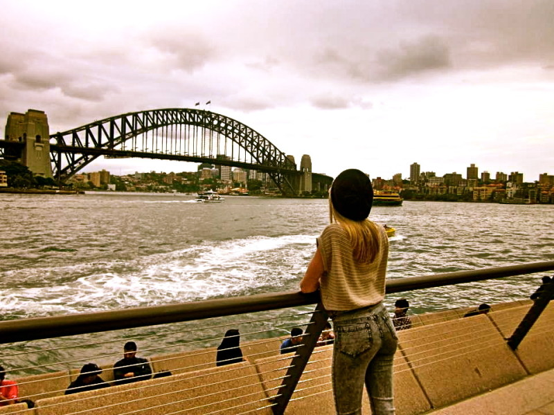Study Abroad in Australia-2015 - YouTube