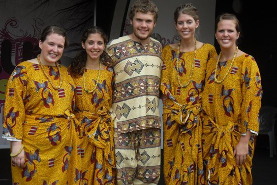 Central College Abroad Accra History Arts And Culture In Ghana