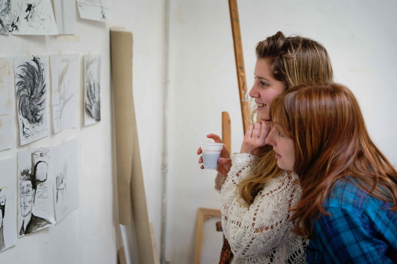 Fine Arts Study Abroad Programs,UK university semester