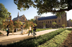 university of adelaide application login