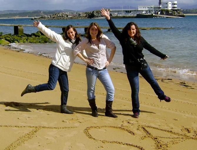 Isa Study Abroad In Santander Spain