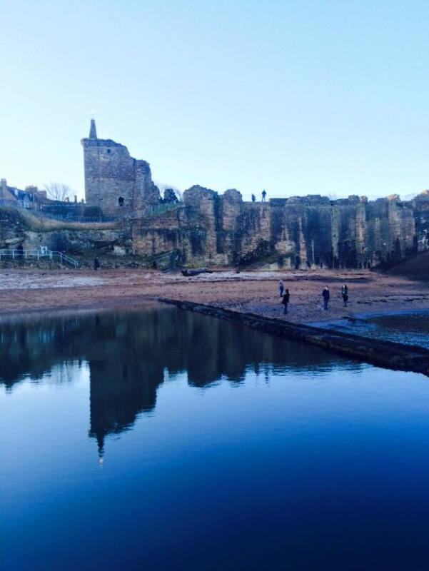 Excitement in Edi | A review for University of Edinburgh