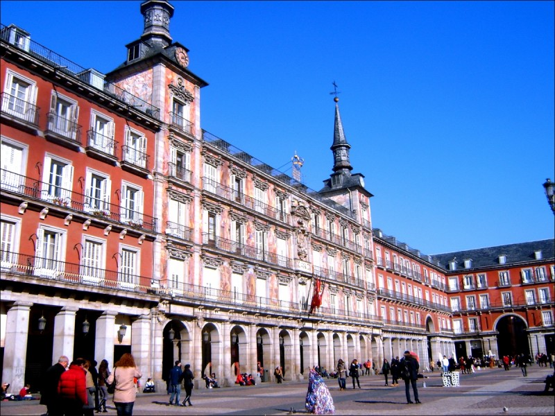 CISabroad (Center for International Studies): Semester in Madrid
