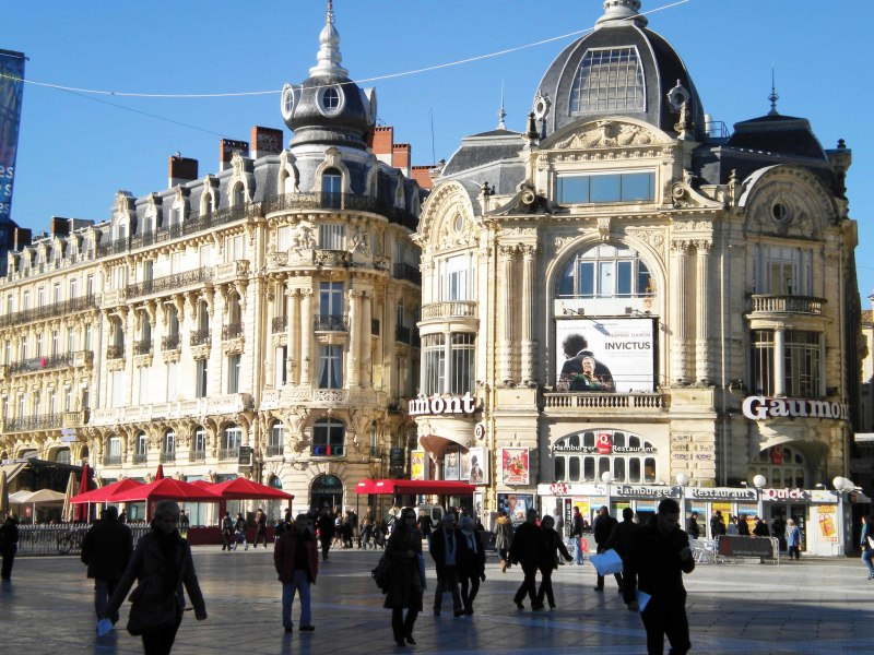 Study abroad in montpellier
