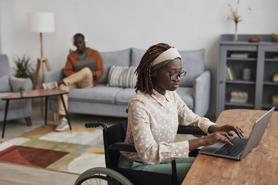 Funding accessibility adaptations