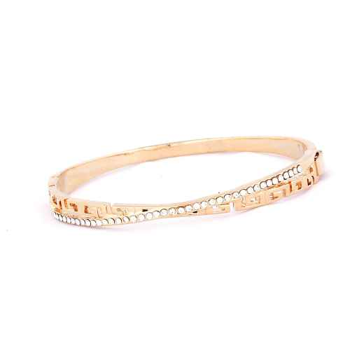 Exquisite Golden Bracelet