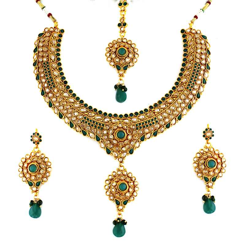 bridal set buy red jewellery for dp pcs lct women lucky