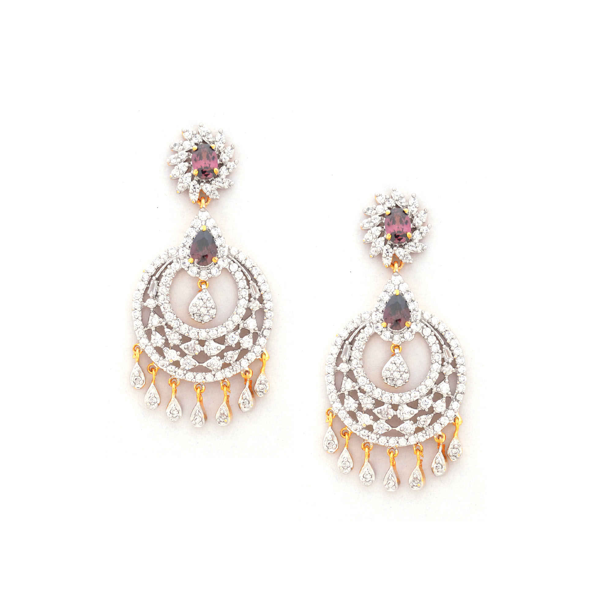 selling heart tanmaya diamond earrings jewellery avantika dove shine best