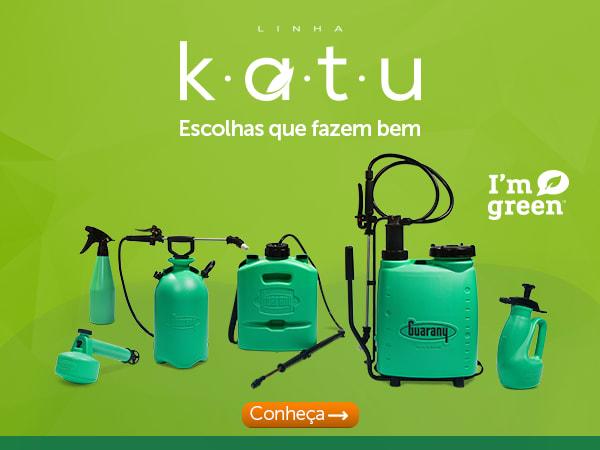 Nova Linha Katu - 100% Recicláveis