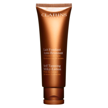 Clarins Lait Corps Self Tanner