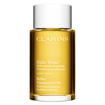 """Clarins Huile Relax K""""rper""""l"""