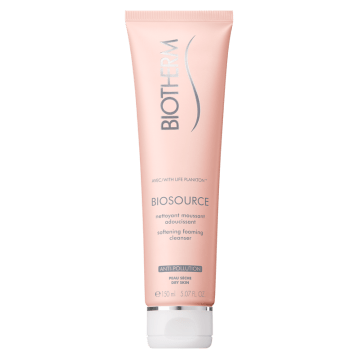 Biotherm Biosource Softening Foaming Cleanser