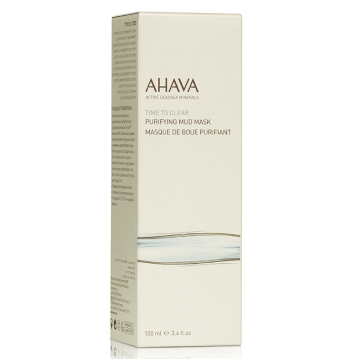 AHAVA Time to Clear Purifying Mud Mask 100 ml