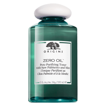 Origins Zero Oil Pore Purifying Toner with Saw Palmetto and Mint