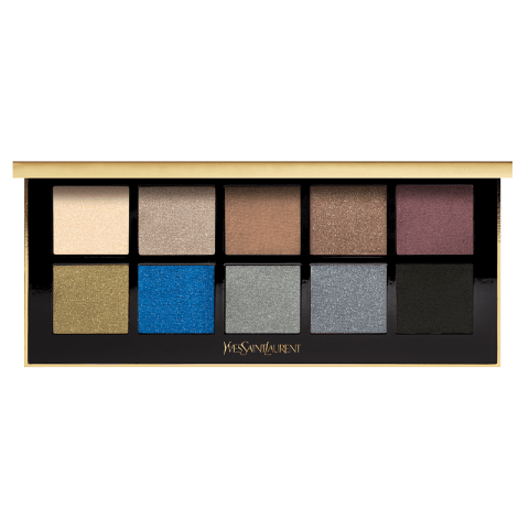 Yves Saint Laurent Couture Eyeshadow Palette Clutch Tuxedo OS 1 Stk