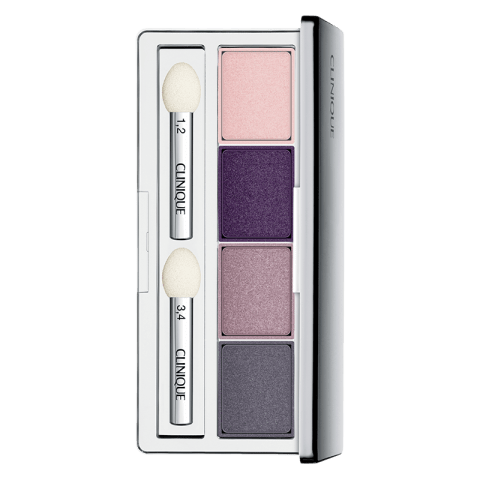 Clinique All About Shadow Eyeshadow Quad 10 Going Steady 4,8 gr