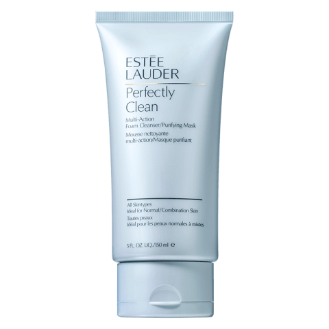 Estée Lauder Perfectly Clean Multi-Action Foam Cleanser & Purifying Mask 150 ml
