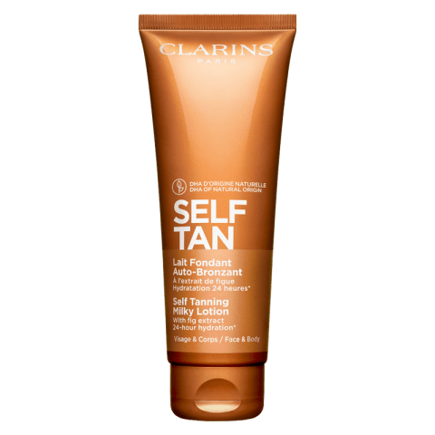 Clarins Self-Tanning Milky Lotion 125 ml