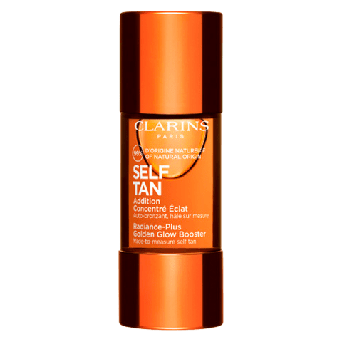 Clarins Self-Tanning Golden Glow Booster Face 15 ml