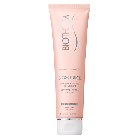Biotherm Biosource Softening Foaming Cleanser 150 ml