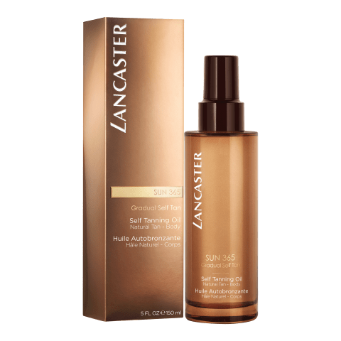 Lancaster Self Tan Body Oil Braun 150 ml