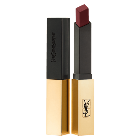 Yves Saint Laurent Rouge pur Couture The Slim Lipstick 22 Ironic Burgundy 3 gr