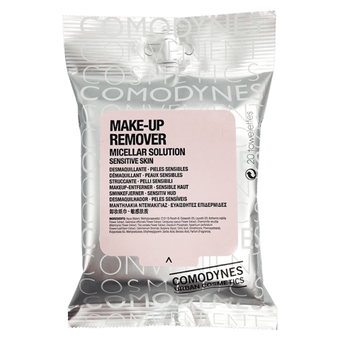 Comodynes Make Up Remover Micellar Sensitive 20 Stk