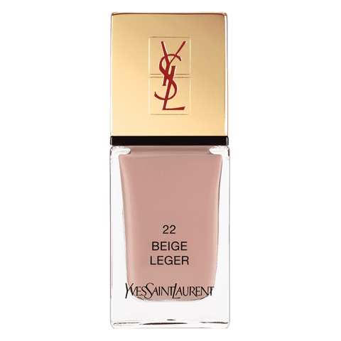 Yves Saint Laurent La Laque Couture Nail Polish 22 Beige Leger 10 ml