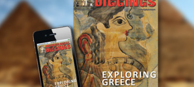 Diggings Magazine Goes Digital