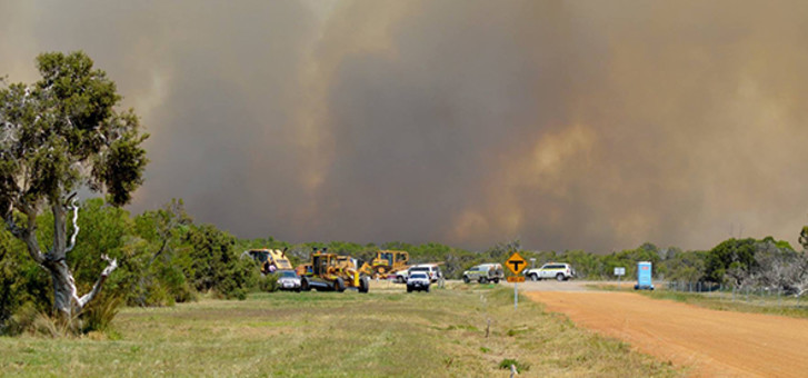 Lives and Property Lost in WA Bushfires