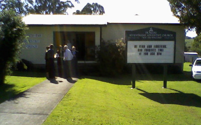Dungog church kimirj