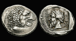 Coins in Antiquity