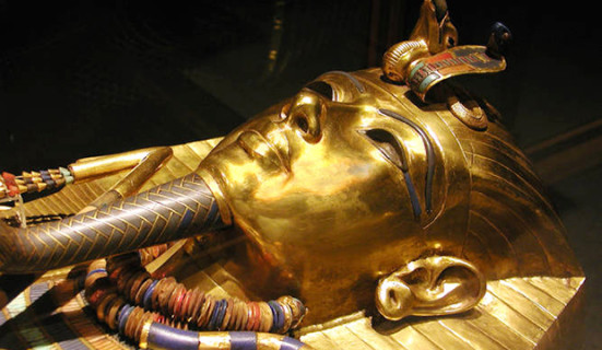 The Boy King Tutankhamen