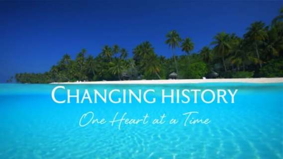 Changing History - One heart at a time