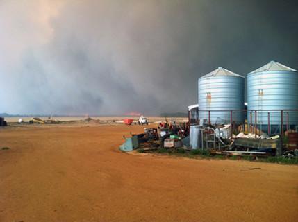 Lives And Property Lost In Wa Bushfires 1