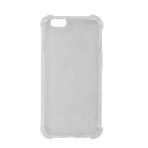 For iPhone 6/6S Breaking Proof White Case