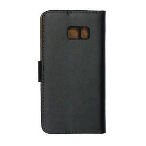 For SamsungS7 Clamshell Leather Sheath