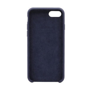 For iPhone 7 silicone case Midnight Blue
