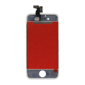 For iPhone 4S LCD Display Original OEM White
