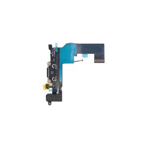 For iPhone 5SE Charger Flex Black OEM