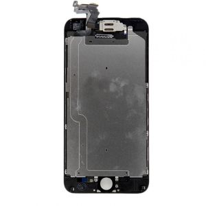 For iPhone 6 Plus LCD Display OEM(COG) Black With Small Parts