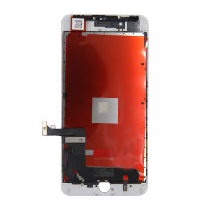 For iPhone 8 Plus LCD Display Original White
