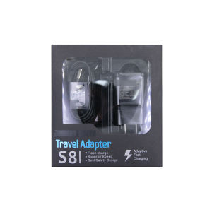 For Samsung SM-G950F S8 Travel Fast Charging with Type-C Cable a Set