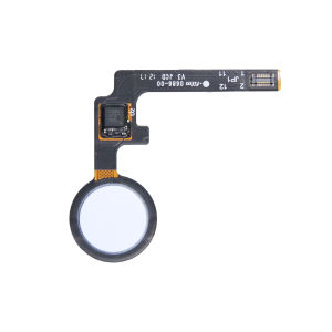 For Google Pixel 2 XL Home Button Flex White