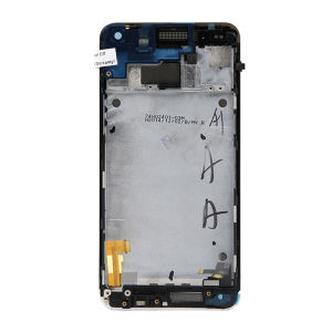 For HTC One M7 LCD Complete White